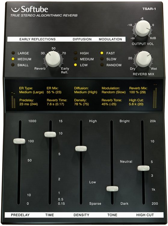 Softube | TSAR-1