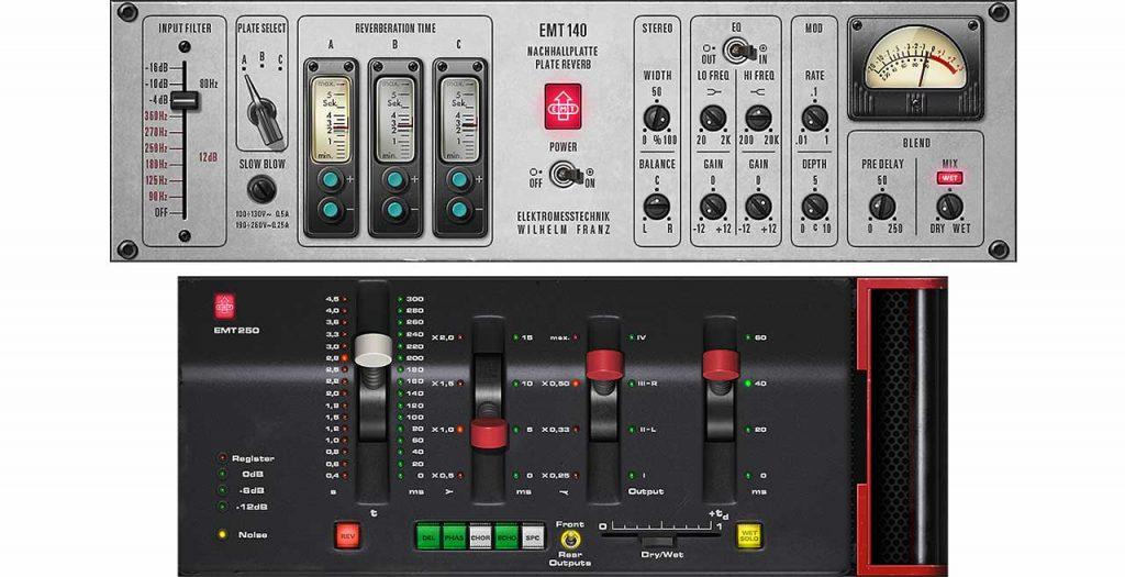 Universal Audio | EMT Classic Reverb Bundle