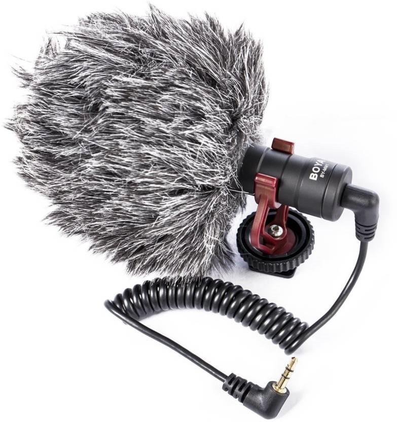 میکروفون های بویا در کجا تولید می شوند؟
