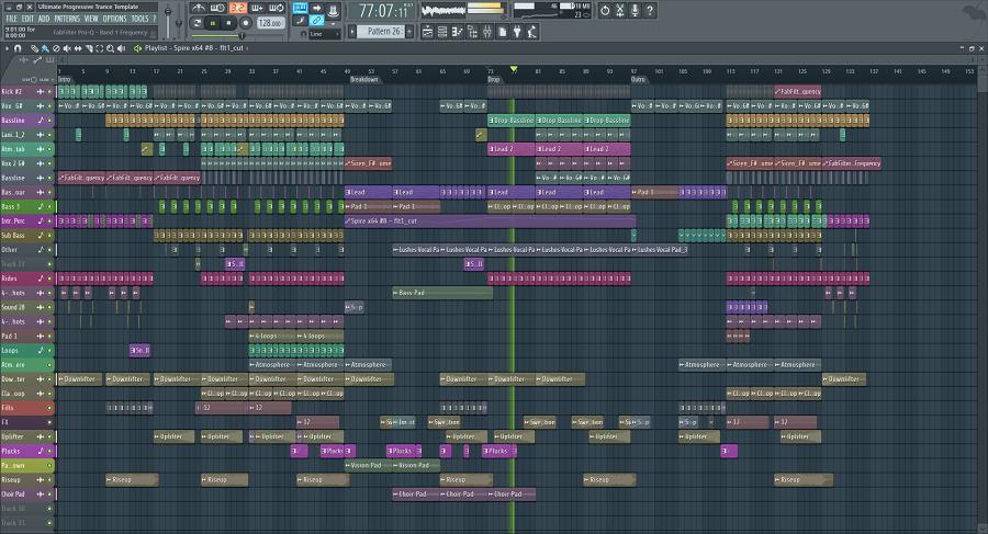 نرم افزار FL Studio