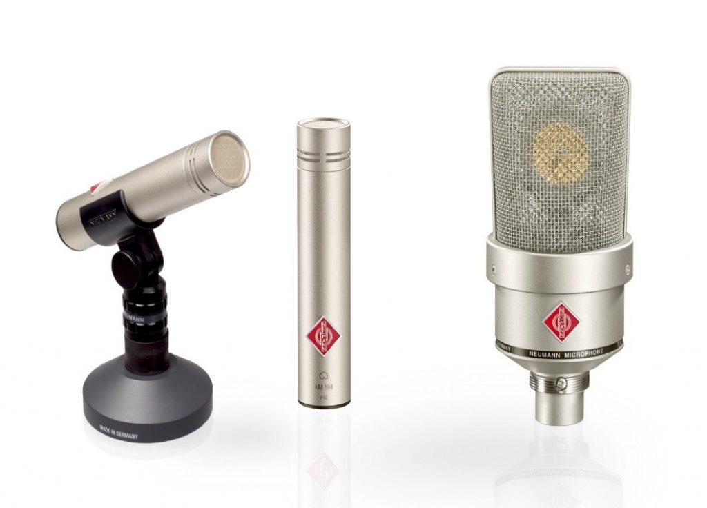 خرید میکروفون برای ضبط صدا