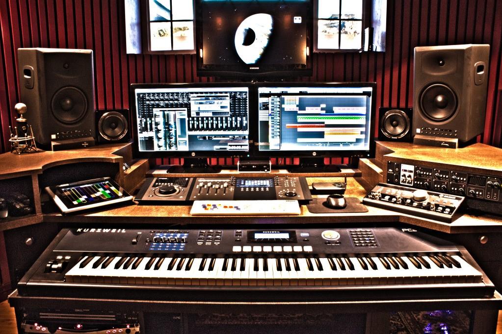 انواع استودیو های موسیقی که برای تولید آلبوم موسیقی می توان راه اندازی کرد شامل چه نوع استودیو هایی می شود ؟