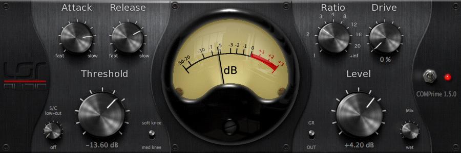 کمپرسور موسیقی در بردارنده چه مواردی است؟