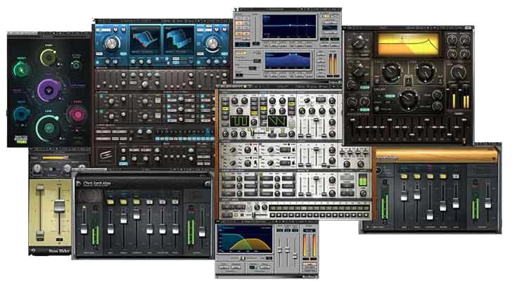 دلایل استفاده از پلاگین در صنعت موسیقی چیست؟